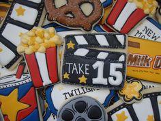 movie cookies
