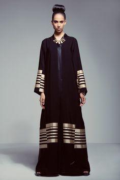 French Fashion meets Arabian Heritage with Designer Judith Duriez | Haute Arabia, the fashion incubator