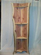 10 Creative Tricks: Woodworking Shop Circular Saw wood working decor house.Wood Working Room Bookshelves woodworking pallets planter bo… in 2020 Cedar Furniture, Live Edge Furniture, Rustic Furniture, Woodworking Patterns, Woodworking Shop, Woodworking Projects, Woodworking Plans, Woodworking Joints, Woodworking Supplies