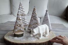 Tuto : réalisez un charmant centre de table de Noël - Page 2 sur 2 - Des idées