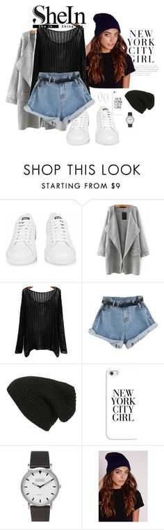 """""""Street Style"""" by sherinaaaa ❤ liked on Polyvore featuring moda, adidas, Phase 3, Casetify, Topshop, Missguided y Michael Kors"""