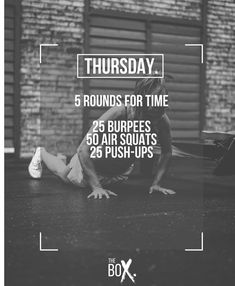 Crossfit Workouts At Home, Fit Board Workouts, Amrap Workout, Conditioning Workouts, I Work Out, No Equipment Workout, Fitness Motivation, Plyometrics, Calisthenics