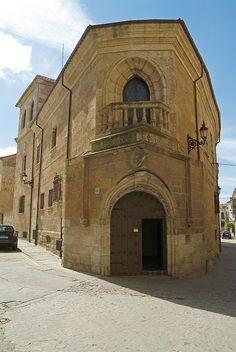 Casa de los Vázquez. Correos de Ciudad Rodrigo. Salamanca.