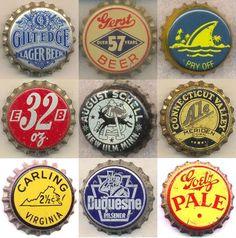 Capped Vintage Graphics   The Bottle Cap Man graphics: