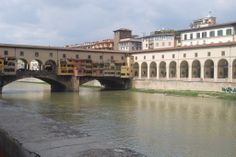Another Picture of the Ponte Vecchio.... explained in the first photo of it.
