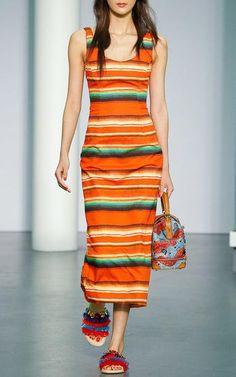 Stella Jean Spring Summer 2016 Look 23 on Moda Operandi