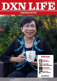 We would like to inform you about second edition of DXN Life European magazine, which you can see and download from following address and in the subsection EU magazine/Newsletter too: http://dxnlife.eu/