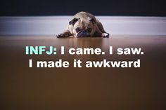 Confessions of an INFJ