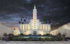 Los Angeles, CA Temple