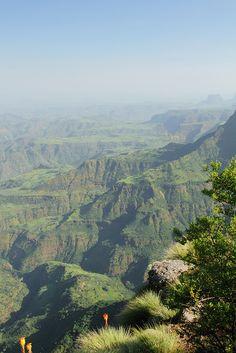 Simien Mountains, Amhara, Ethiopia