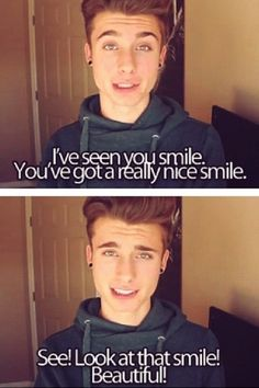 Chris Collins (weeklychris)!! He's such a cutie :3 him and his brother Crawford are just perfection <3