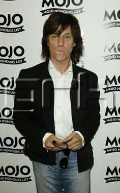 Jeff Beck at the Mojo Honours List at Shoreditch Town Hall, East London on 05/06/2006.