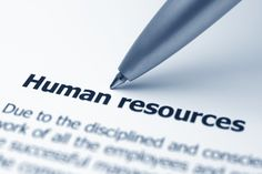 What do Human Resources do