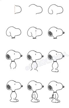 Draw Snoopy from the Peanuts Draw Snoopy from the . - Zeichne Snoopy aus den Erdnüssen Zeichne Snoopy aus den … – Draw Snoopy from the peanuts Draw Snoopy from the peanuts - Pencil Art Drawings, Art Drawings Sketches, Kawaii Drawings, Doodle Drawings, Kid Drawings, Hipster Drawings, Snoopy Drawing, Sloth Drawing, Drawing Drawing