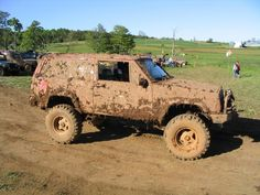 I really want to go mudding soon. ( no this isn't my jeep even though it looks like mine)