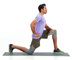 Hip-Flexor Stretch https://www.runnersworld.com/static-stretching/the-5-best-static-stretches-to-do-after-your-run/slide/1