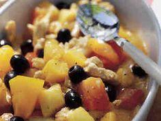 Värikäs hedelmä-broileripata
