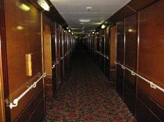 La leyenda de los fantasmas del Queen Mary: Lo que esconden estos camarotes