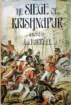 1973 Man Booker Prize Winner: Siege Of Krishnapur by J. New Books, Good Books, Books To Read, Drive Book, One Decade, Modern Books, The Siege, Reading Lists, Literature