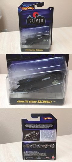 Toys And Games: Batman The Animated Series Batmobile 2007 Hot Wheels 1:50 Collectible Model BUY IT NOW ONLY: $49.99