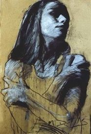 Mark Demsteader - Contemporary Artist - Figurative Painting