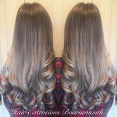 #BeautyWorks #HairExtensionsBournemouth #Balayage #Blonde #HairExtensions #MicroWeft #Curls