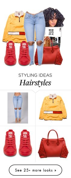 """Sisters BDay Party After School ❣"" by shamyadanyel on Polyvore featuring Louis Vuitton"