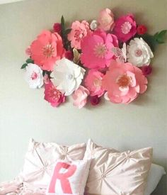 miprimabelledesign.com has more paper flowers to choose from. Visit us today and give us some love! All flowers are customizable to the colors and style you want.