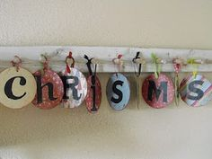 Old CD ornaments--TOTALLY doing this!!!!