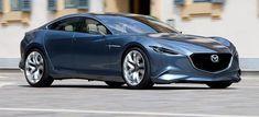 #Mazda Shinari concept car. #KODO