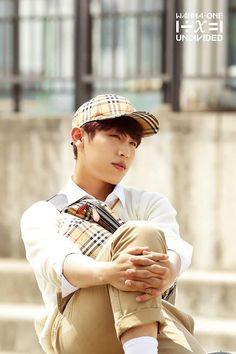Wanna One Park Woojin Jaehwan Wanna One, Guan Lin, Produce 101 Season 2, Kim Jaehwan, Ha Sungwoon, Ji Sung, 3 In One, Is 11, First Photo