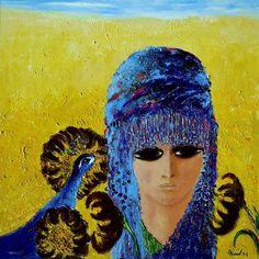 Fikret Otyam - Turkish painter