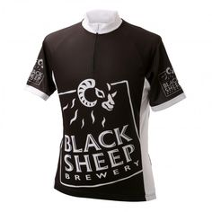 Black Sheep Brewery Cycle Team Jersey