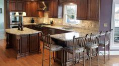 Giallo Napole Granite Kitchen Countertops