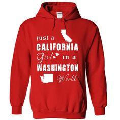CALIFORNIA GIRLS IN WASHINGTON - #gifts for boyfriend #gift ideas for him. THE BEST => https://www.sunfrog.com/States/CALIFORNIA-GIRLS-IN-WASHINGTON-5386-Red-15440847-Hoodie.html?68278