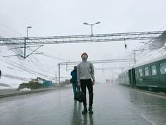 BTS's V Turns Into A Sentimental Guy In Norway | K-popism