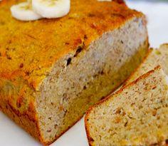 Easy Gluten Free, Grain Free Banana Bread