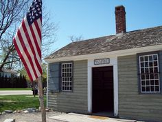 Phoenixville Post Office at Greenfield Village in Dearborn, Michigan