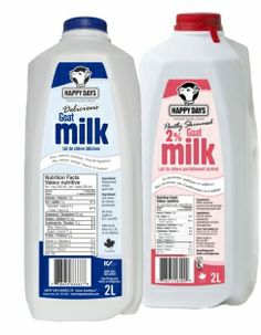 Goat Milk | Happy Days  Dairy