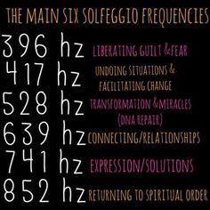 Solfeggio Frequency – 528 Hz Mending DNA: Cell Regeneration, Skin Repair, Immune System