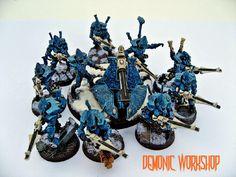 Archivo:87491 md-Demonic Workshop, Eldar, Guardians, Warhammer 40,000.jpg - Wikihammer 40k