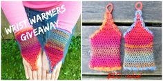 FREE Whimsical Wrist Warmers! 1 Year Blog Anniversary GIVEAWAY (SensibleCrafts) - http://seekingjesusblog.blogspot.ca/2014/11/1-year-blog-anniversary-whimsical-wrist.html