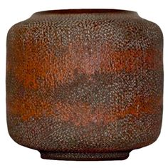 1stdibs - Gertrud & Otto Natzler - K328. Rare, Red Textures Vase explore items from 1,700  global dealers at 1stdibs.com