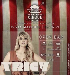 03.07 - Cirque - SP