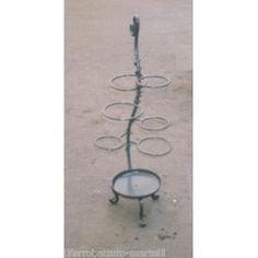 Wrought Iron Umbrella Stand. Customize Realizations. 1020