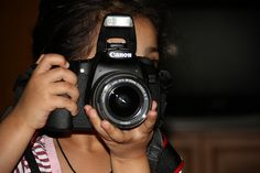 The Worlds Youngest Street Photographer Has Her Own Canon EOS 60 D