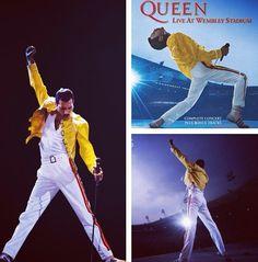 July 12 1986 live at Wembley.