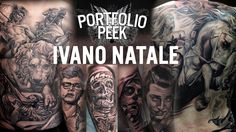 All New Portfolio Peek With Ivano Natale of Italy! Follow Facebook: https://www.facebook.com/SullenTVNetwork Follow Blog:  http://sullentv.tumblr.com/ #sullentv #sullen #sullenclothing #sullenartcollective #tattoos #tattoo #tattooed #art #ink #artist #realistic #realism #blackandgrey #IvanoNatale