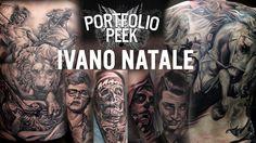 All New Portfolio Peek With Ivano Natale of Italy! Follow Facebook: https://www.facebook.com/SullenTVNetwork Follow Blog:  http://sullentv.tumblr.com/ #sullentv #sullen #sullenclothing #sullenartcollective #tattoos #tattoo #tattooed #art #ink #artist #realistic #realism #blackandgrey #IvanoNatale