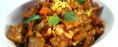 Fabio Viviani's Eggplant Caponata Recipe | The Chew - ABC.com